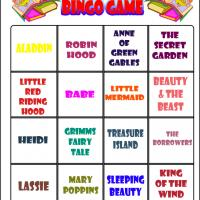 Love To Read Bingo 5