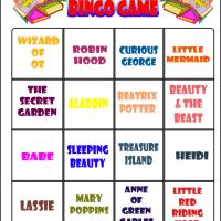 Love To Read Bingo 6