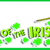 Luck of the Irish Bookmark