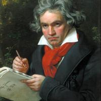 Printable Ludwig van Beethoven - Printable Pictures Of People - Free Printable Pictures