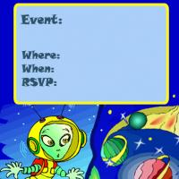 Martian Invitation