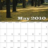 May 2010 Nature Calendar