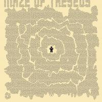 Printable Maze Of Theseus - Printable Mazes - Free Printable Games