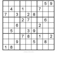 Medium Sudoku 6