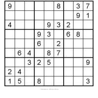 Medum Sudoku 8