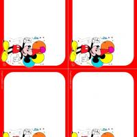 Mickey Gift Cards
