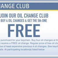 Midas Oil Change Club