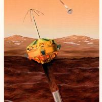 Miniature Probe To Mars