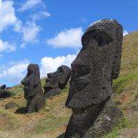 Printable Moais of Easter Island - Printable Pics - Free Printable Pictures