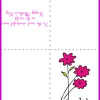 Printable Mother's Day Card - Printable Mothers Day Cards - Free Printable Cards