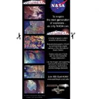 Printable NASA EarthKam Bookmark - Printable Bookmarks - Free Printable Crafts
