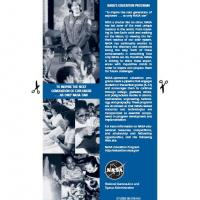 NASA Education Program Bookmark