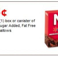 Nestle Cocoa Fat Free 75c Off