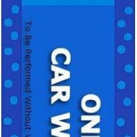 One Car Wash Coupon