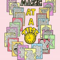 Printable One Maze At A Time - Printable Mazes - Free Printable Games