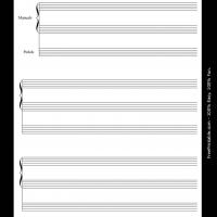 Printable organ solo - Printable Sheet Music - Free Printable Music