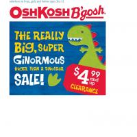 Printable OshKosh $10 Off on Purchases orf $50 and Up - Printable Discount Coupons - Free Printable Coupons