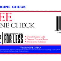 Pepboys Free Engine Check