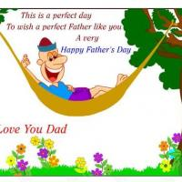 Perfect Day And Father