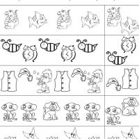 Printable Pictures Pattern Review - Free Printable Math Worksheets - Free Printable Worksheets