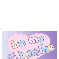 Pink Be My Valentine