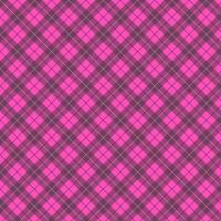 Printable Pink Plaid Paper - Printable Scrapbook - Free Printable Crafts