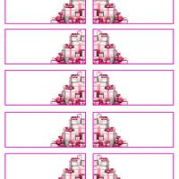 Pink Presents Gift Cards