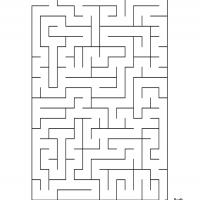 Printable Place The Bottle In The Recycling Bin - Printable Mazes - Free Printable Games