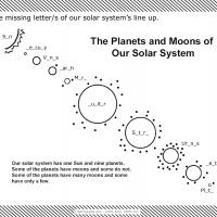 Printable Planets - Printable Lesson Plans - Free Printable Worksheets