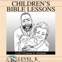Printable Kinder Bible Study: God's Promise to Abraham - Printable Church Worksheets and Lessons - Free Printable Worksheets