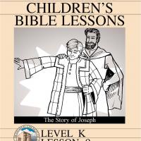 Printable Kinder Bible Study: The Story of Joseph - Printable Church Worksheets and Lessons - Free Printable Worksheets