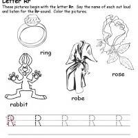 R Beginiing Consonant