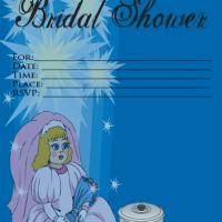 Recipe Bridal Shower Invitation
