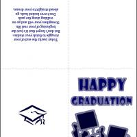 Rejoice Graduation Card