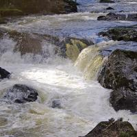 River Near Capel Curig
