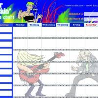 Rocking Chore Chart