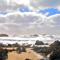 Printable Rocky Beach - Printable Nature Pictures - Free Printable Pictures