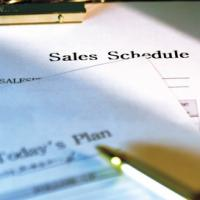 Sales Schedules