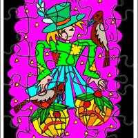 Scarecrow Jigsaw Puzzle