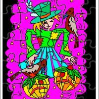 Scarecrow Jigsaw Puzzle