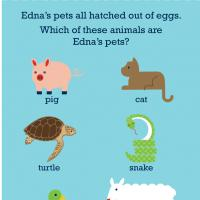 Printable Science: Animal Laying Eggs - Printable Preschool Worksheets - Free Printable Worksheets