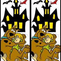 Scooby and Shaggy Bookmark