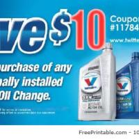 Printable Sears Oil Change Coupon - Printable Discount Coupons - Free Printable Coupons