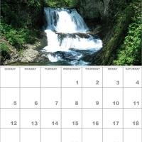 Printable September 2010 Nature Calendar - Printable Monthly Calendars - Free Printable Calendars