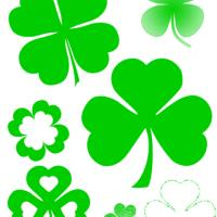 Shamrock Stencils