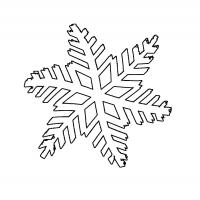 Snowflake Stencil