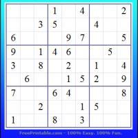 Sodoko Puzzle