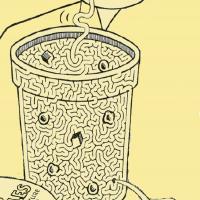 Souper Duper Maze
