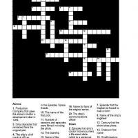 Star Trek Crossword