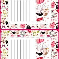 Sweet Kiss Wedding Stationary